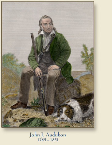 John James Audubon - Biography